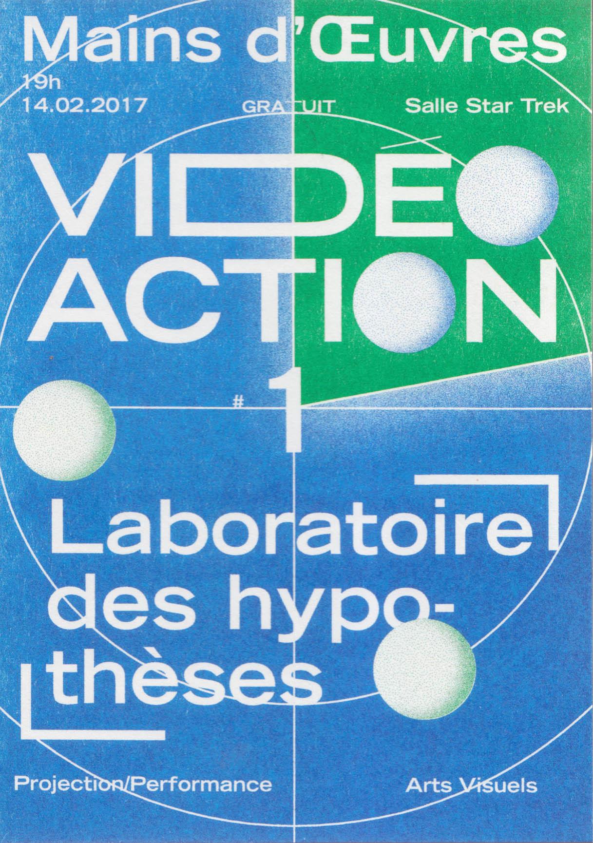 Cyril Makhoul - Vidéo Action — Invitation